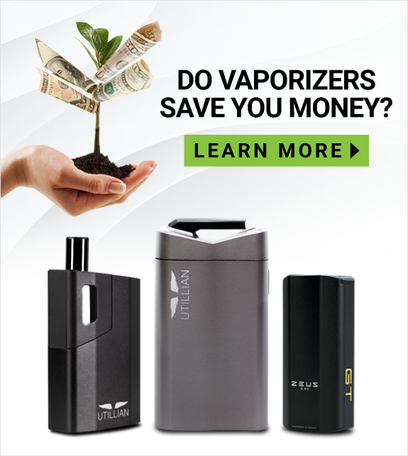 Save Money with Vaporizers