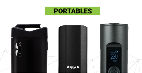 Portable Vaporizers For Cannabis