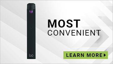 Most Convenient - Bo One Vape
