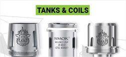 Vape Tanks and Coils